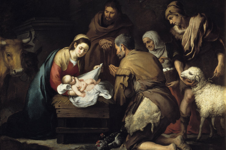Learning from the Shepherds at Midnight Mass