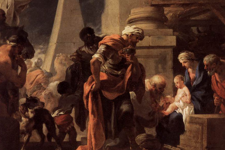 The Magi and the gifts of …. Lent?