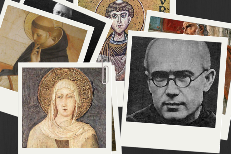 A Motley Crew: the Saints (and why I love them)