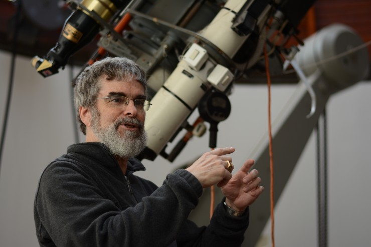Brother Guy Consolmagno: Carl Sagan Medal Winner and Role Model
