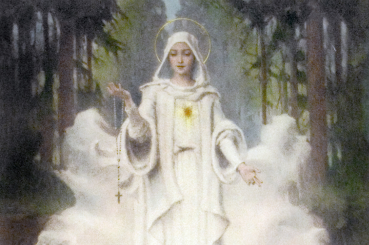 Models in Responding to the Message of Fatima