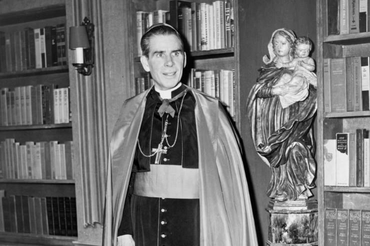 Daily Catholic Quote — Venerable Fulton J. Sheen