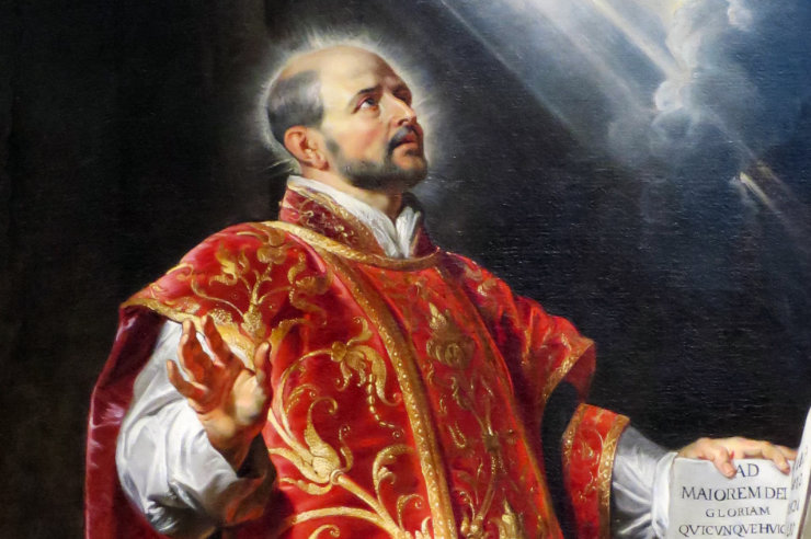 Daily Catholic Quote — St. Ignatius of Loyola