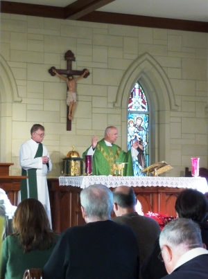 Making Daily Mass a Part of Your Schedule