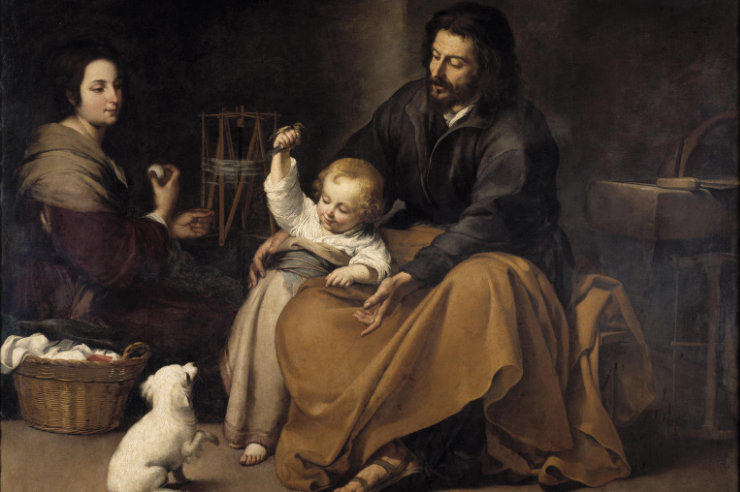 Lessons from the Holy Family