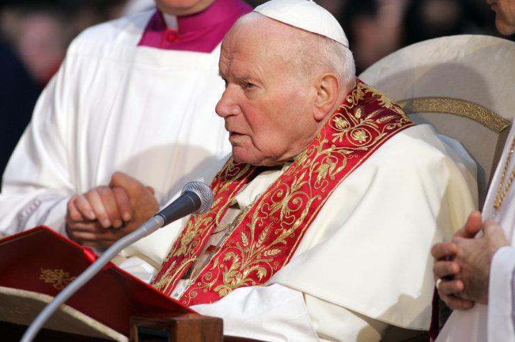 Daily Catholic Quote — Saint John Paul II