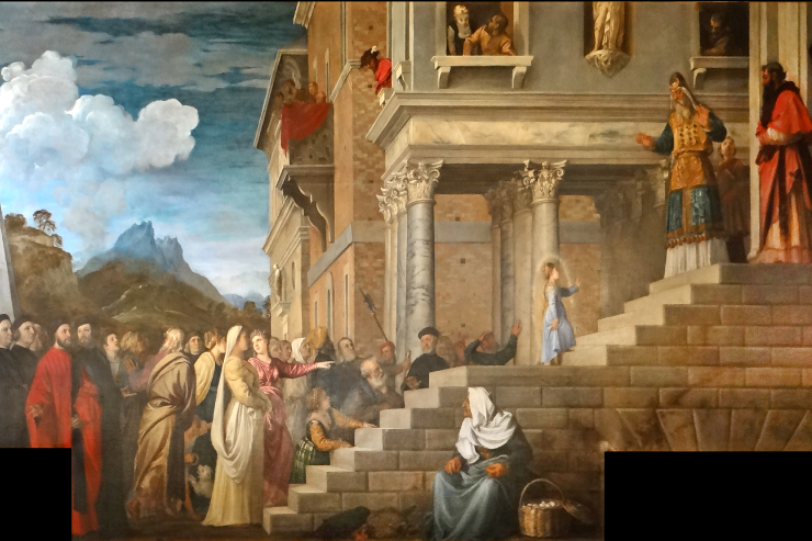 Daily Reflection — Mary's Dedication to God, and Ours