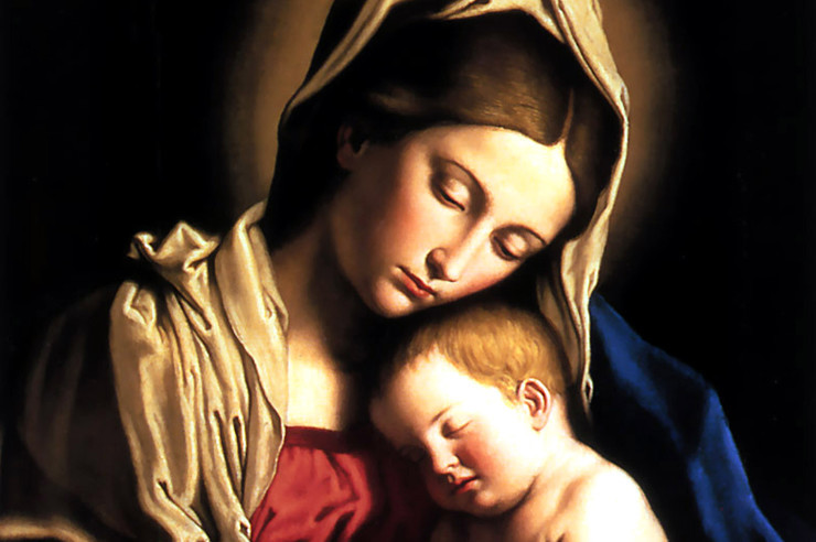 God Chose Mary to be His Mother