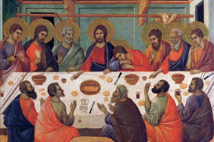 Eucharist — The Body of Christ