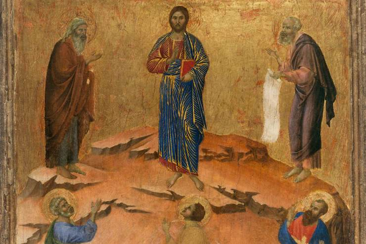 The Transfiguration & the Promised Land