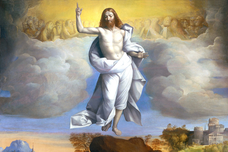 The Ascension of the Lord and Our Mission