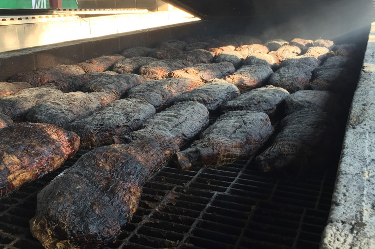What I learned from a 161-year-old barbecue