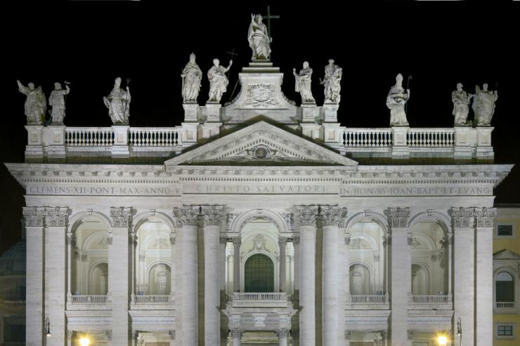 Archbasilica of St. John Lateran: Testimony to a Faith that Endures