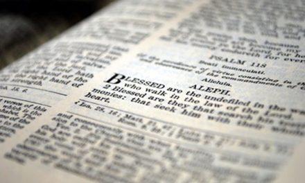 Your Daily Bible Verses — Luke 6:27-31