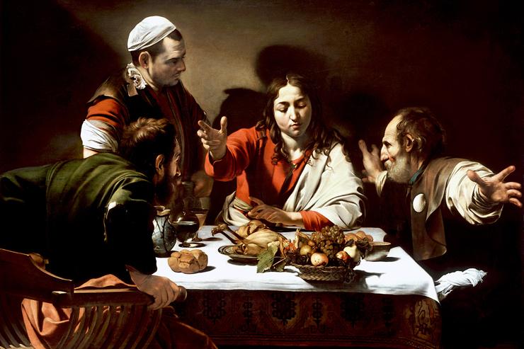The Art of Catholic Charity