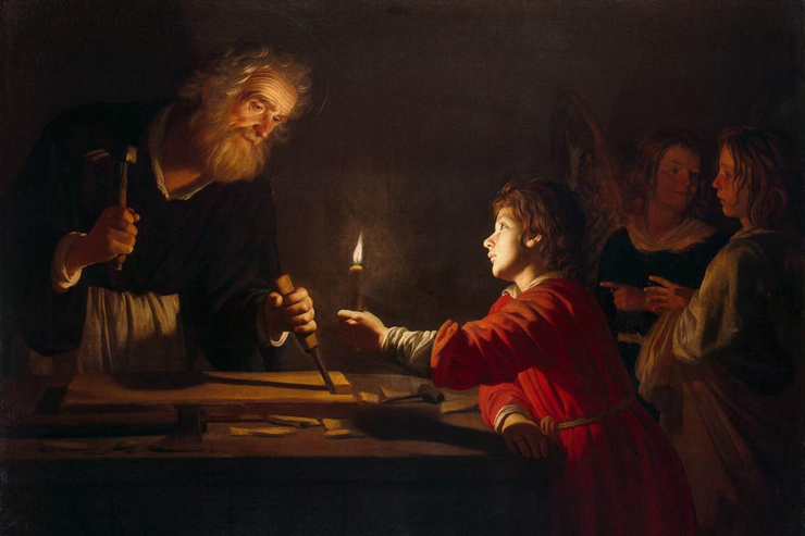 Daily Reflection — Cast off the Works of Darkness