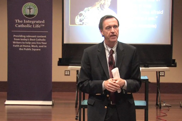 Daily Catholic Quote — from Chris Lowney
