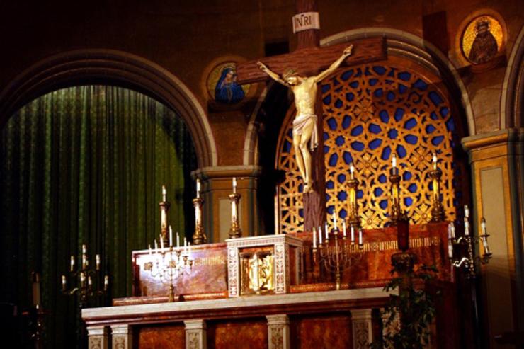 A Simple and Public Act of Faith