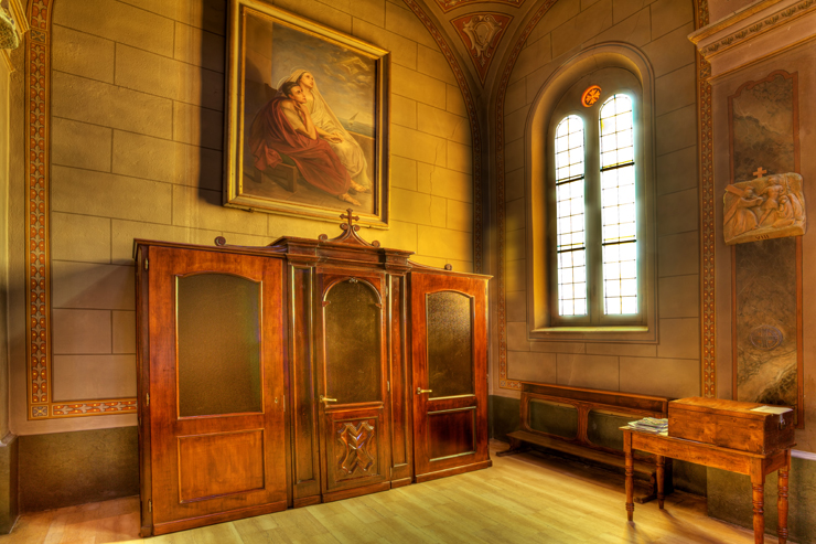Making the Case for Confession