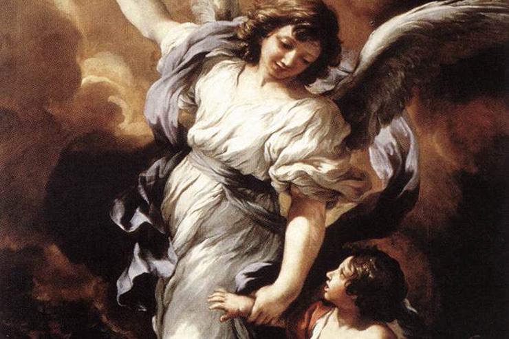 Daily Catholic Quote — Guardian Angel Prayer