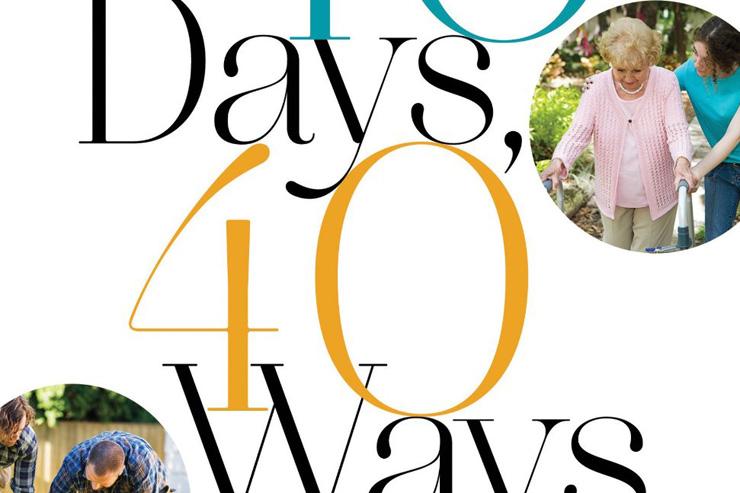 A Lenten Book to Transform Your Year