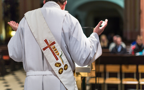 When a Phone Rings at Mass, It Could be God Calling