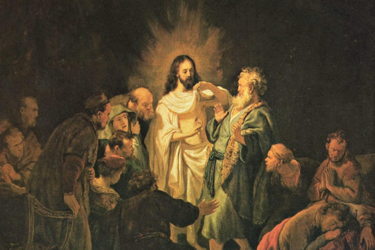 The Resurrection: A Demand to Witness
