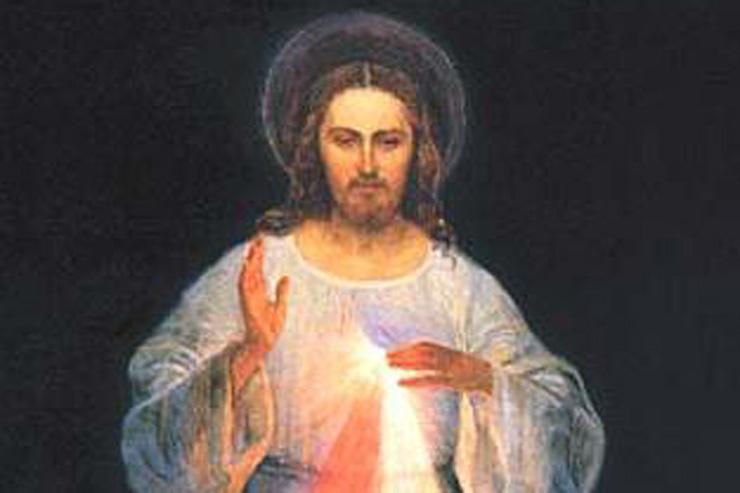 The Divine Mercy Awaits