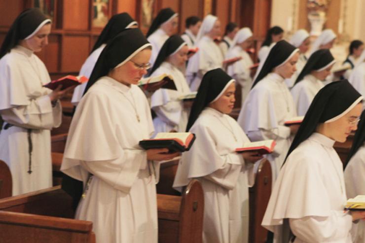 Sr. Joseph Andrew and Her Order's New Rosary Album