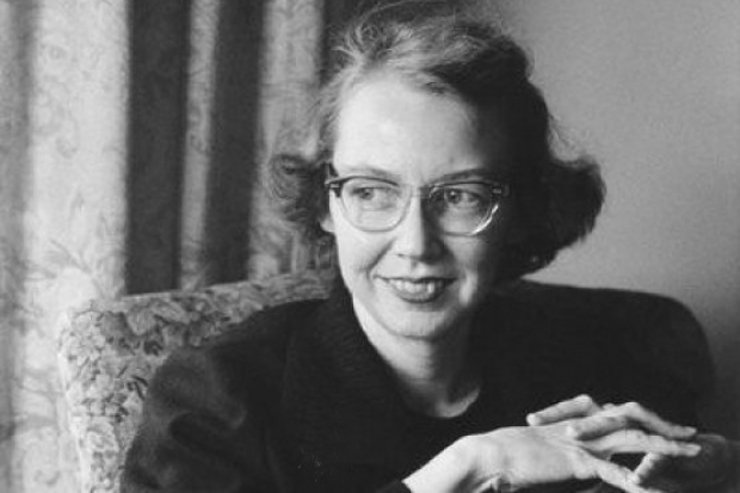 Flannery O'Connor and the Devil's Territory