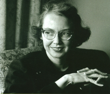 Daily Catholic Quote from Flannery O'Connor
