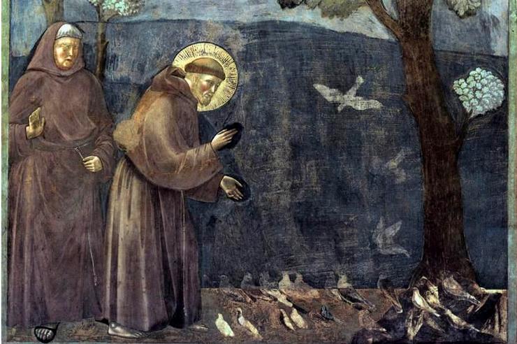 Misquoting St. Francis