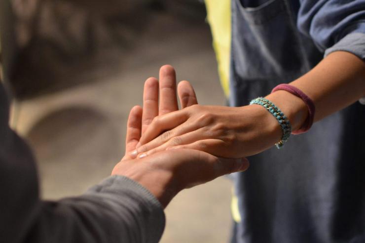 Together on Pilgrimage