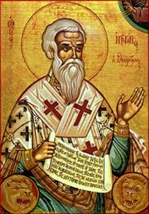 Daily Catholic Quote from St. Ignatius of Antioch