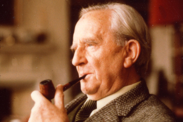 Daily Quote — from J. R. R. Tolkien