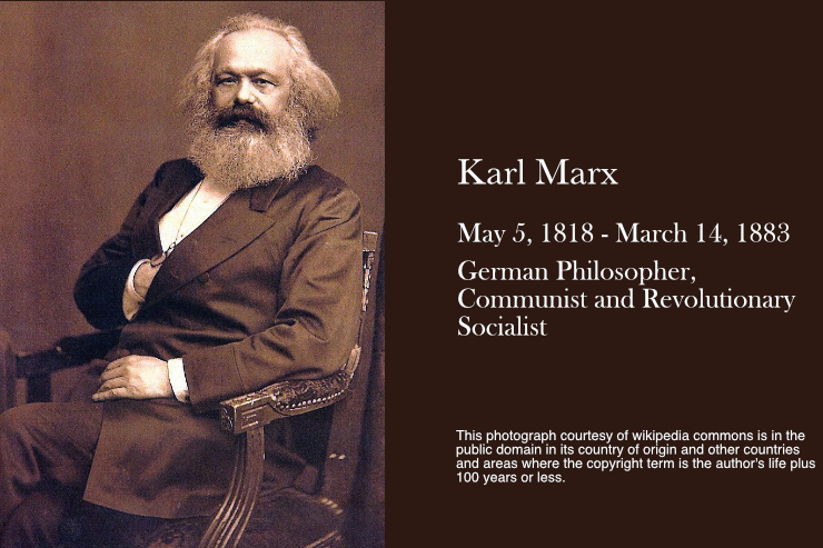 Marx, Atheistic Materialism and Class Struggle