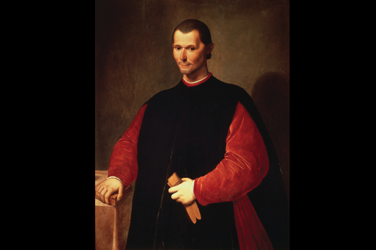 """Origins of today's """"God is Dead"""" Morality: Machiavelli"""