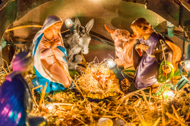 How We Keep Christ in Christmas
