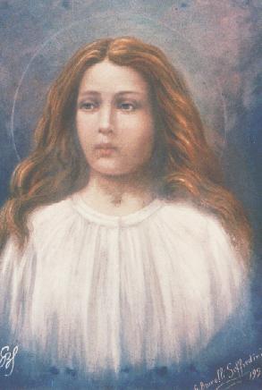 Daily Catholic Quote regarding St. Maria Goretti