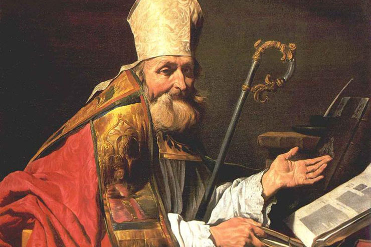 Daily Quote — from Saint Ambrose of Milan