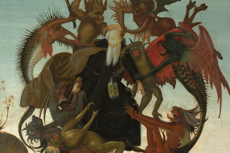 The Torment of St. Anthony