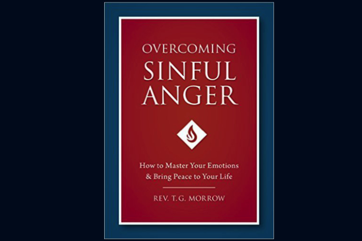 <i>Overcoming Sinful Anger</i> — A Must Read for Families and Individuals