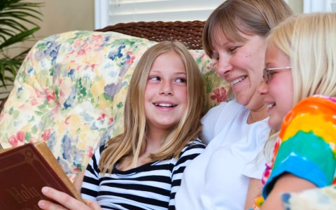 The Treasure and Value of Family Storytelling