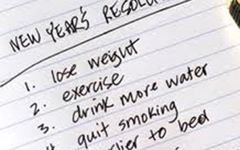 6 Failed Resolutions and 1 Surefire Resolution