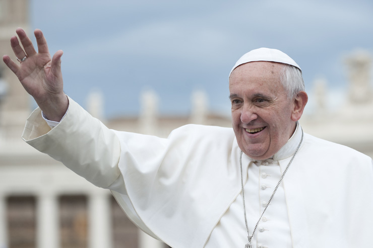 Catholic Quote of the Day — from Pope Francis