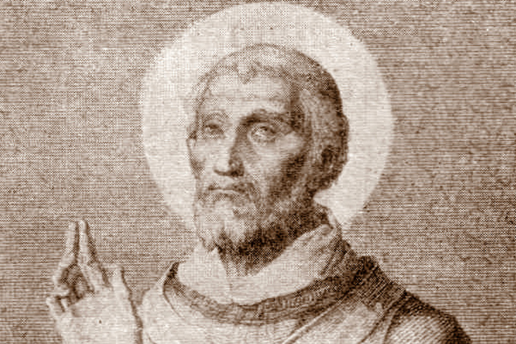 Catholic Quote of the Day — from Eusebius regarding Pope St. Fabian, Martyr