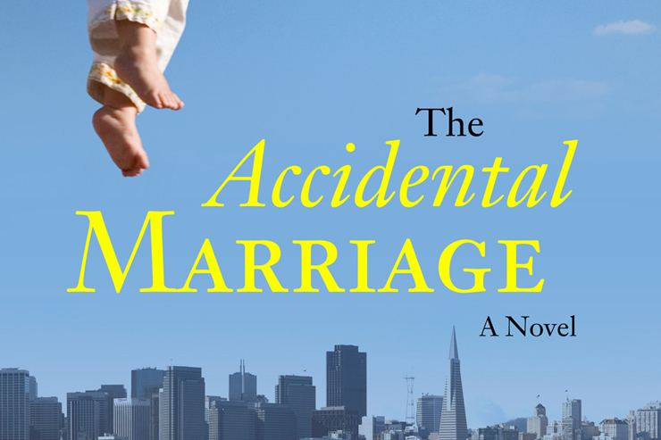 Roger Thomas and His New Novel, <i>The Accidental Marriage</i>