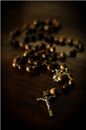 """""""Isn't That Just Vain Repetition?""""  A Former Evangelical Learns to Love the Rosary"""