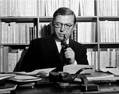 The Pillars of Unbelief — Sartre