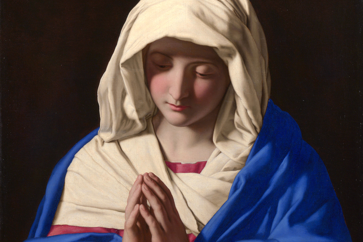 The Powerful Intercession of Mary and the Saints
